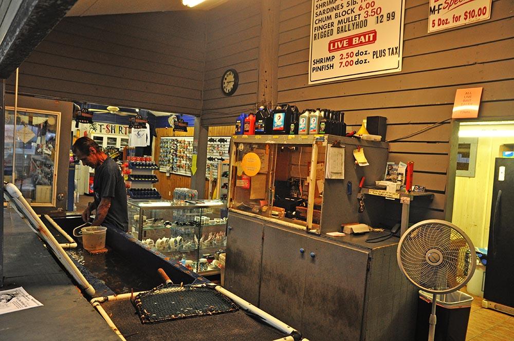 Bait Shop | O'Neill's Marina